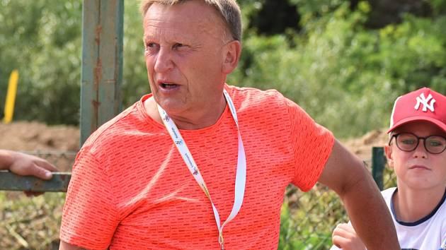 Jaroslav Kalný z Jinína kývl na pořádání tří závodů za sebou