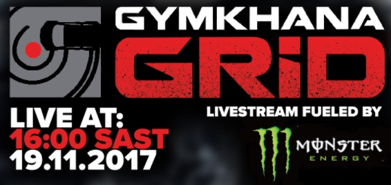 Sledujte GYMKHANA GRiD  Global Livestream