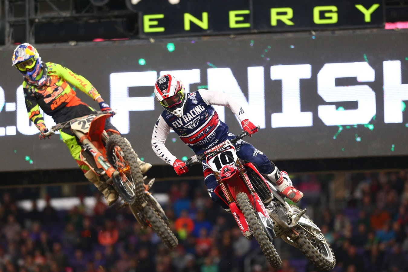 14. Monster Energy AMA SX 2018 – Minneapolis