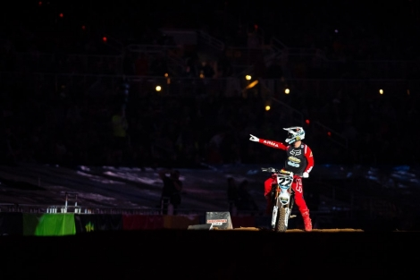 AMA Supercross 2020 Anaheim II - záznamy