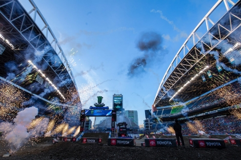 Zrušen je i supercross v Seattlu