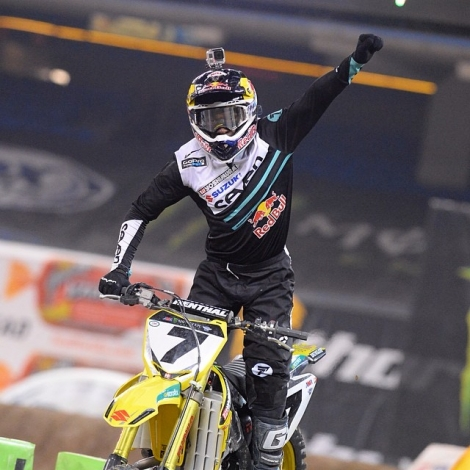 12. AMA SX Monster Energy 2014 – Toronto REPORT