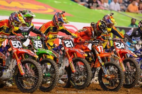 Expresně o 14. AMA SX Houston a preview 15. AMA SX Seattle 2014
