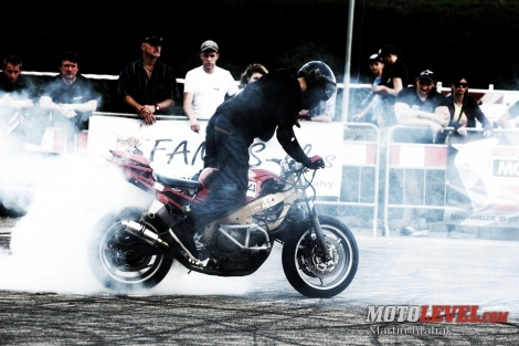 Stunt Battle Europe 2014 v Brně