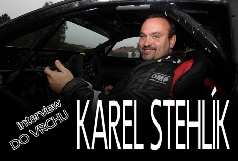Interview do vrchu - Karel Stehlík
