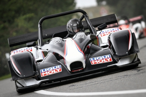 Liqui Moly Racing Team slaví
