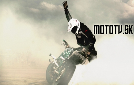 Video z MotoTV Show vol. 5 - MEGARACE 2014
