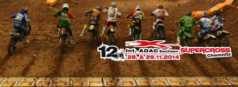 2. ADAC SX Cup Chemnitz 2014 - preview