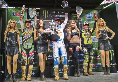 9. Monster Energy AMA SX 2015 Atlanta 2