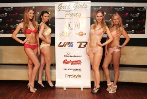 Grid Girls Party Nr.8