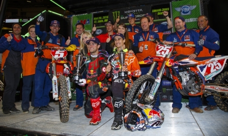 13. Monster Energy AMA SX 2015 St. Louis
