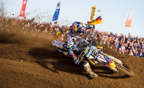 1. ADAC MX Masters 2015 v Drehně - highlights