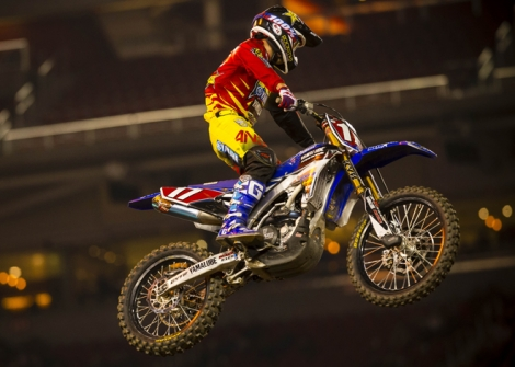 15. Monster Energy AMA SX 2015 Santa Clara