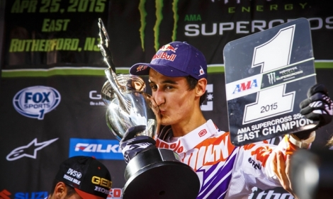 16. Monster Energy AMA SX 2015 East Rutherford