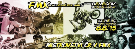 Pozvánka na 2. ročník Rock and Ride - MMČR ve freestyle motokrosu