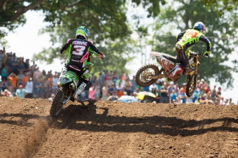 5. Lucas Oil AMA Pro Motocross 2016 Muddy Creek