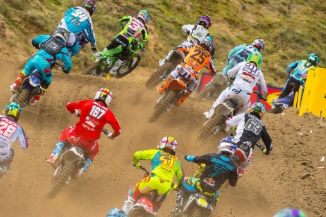Video záznamy z 8. Lucas Oil AMA Pro Motocross 2016 Spring Creek