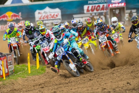 8. Lucas Oil AMA Pro Motocross 2016 Spring Creek