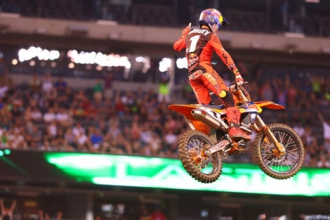 16. Monster Energy AMA SX 2017 – New Jersey