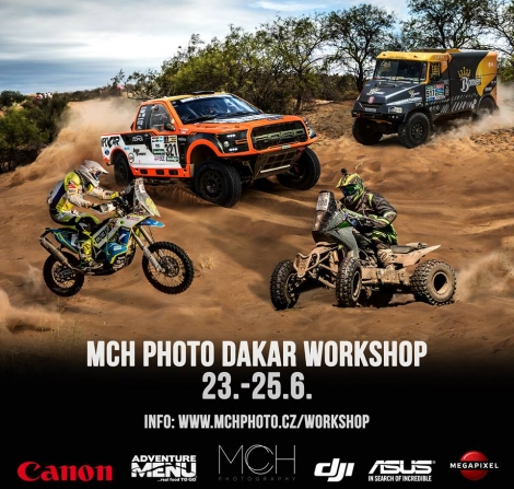 Nepropásni MCH Photo Dakar workshop 2017!