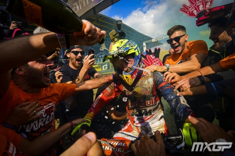 18. Monster Energy MXGP 2017 – Holandsko