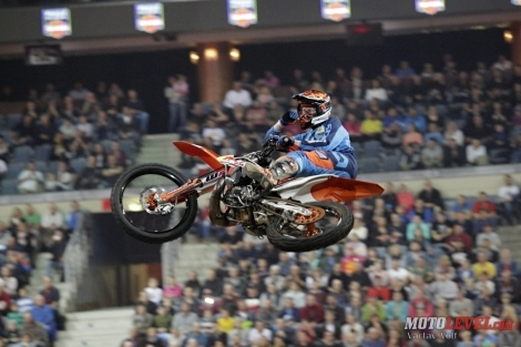 FMX Gladiator Games 2017 report