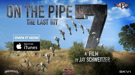 Video On The Pipe 7: The Last Hit je venku!