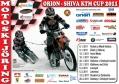 MČR motoskijöring Olešnice v Orlických horách a Letohradě