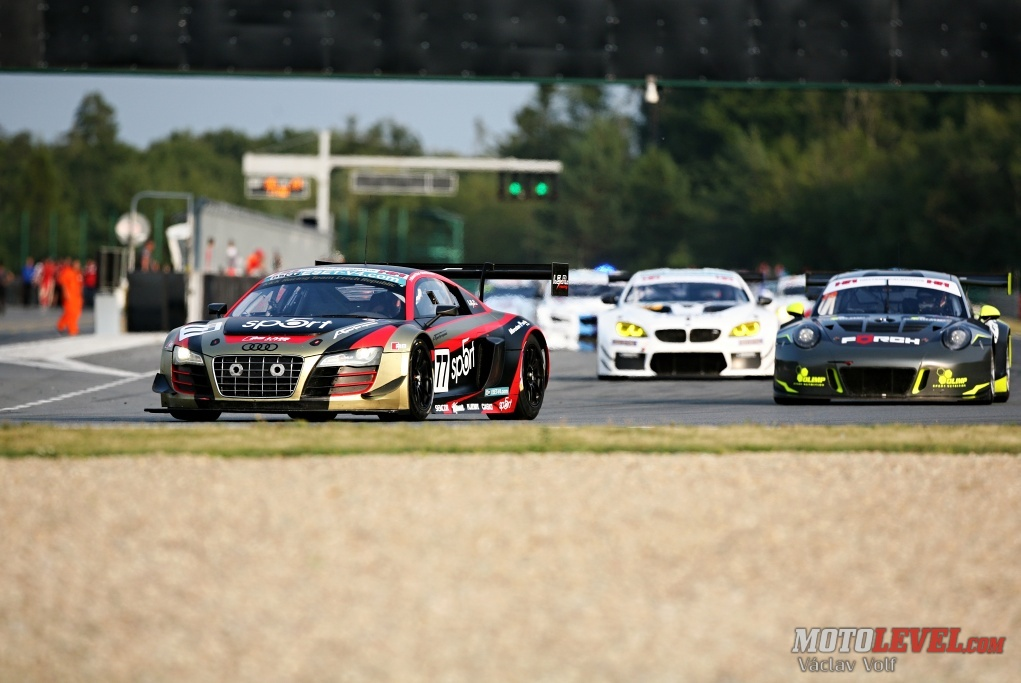 Masaryk Racing Days 2017 - fotogalerie