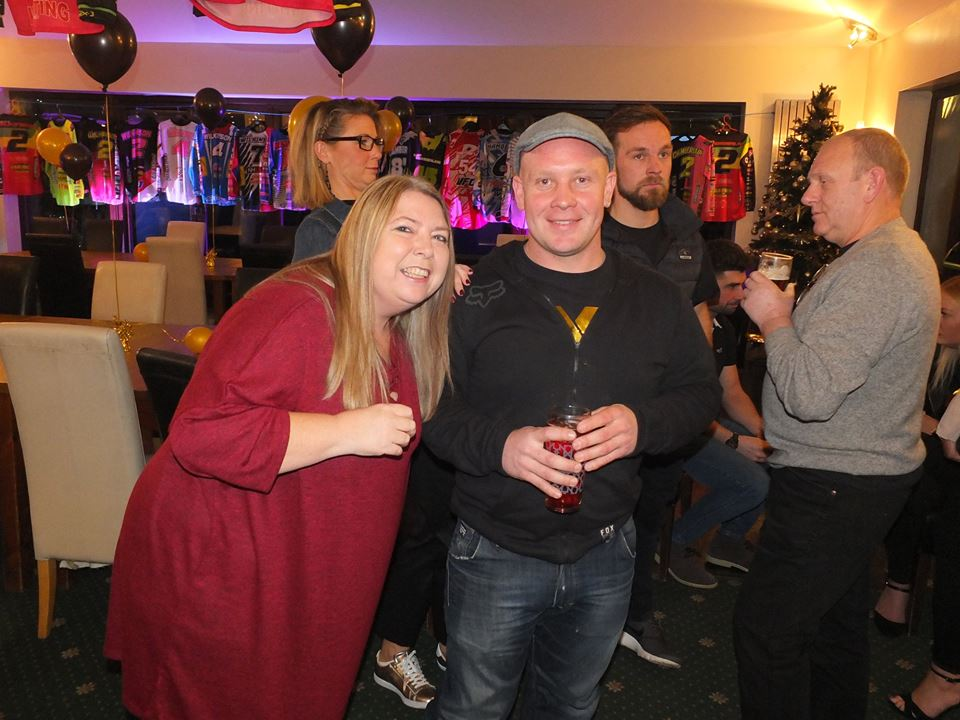 Champs Party Wilkinson-Chamberlain 2018 – foto Tracy Thacker