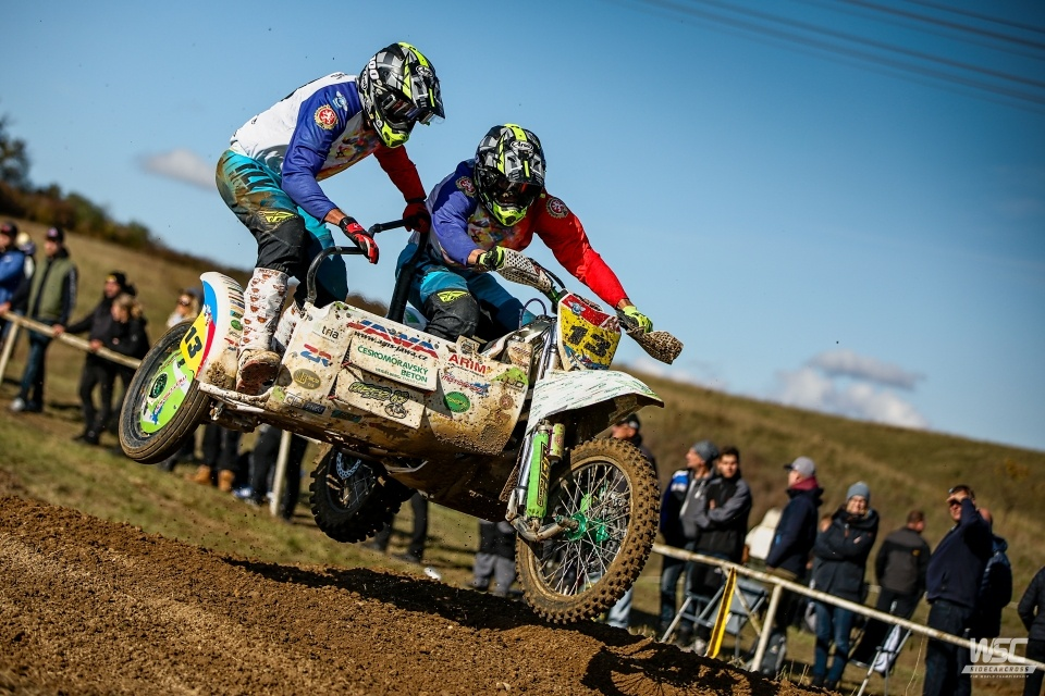 Sidecarcross of Nations 2019, 2.část - foto Josef Hejnal