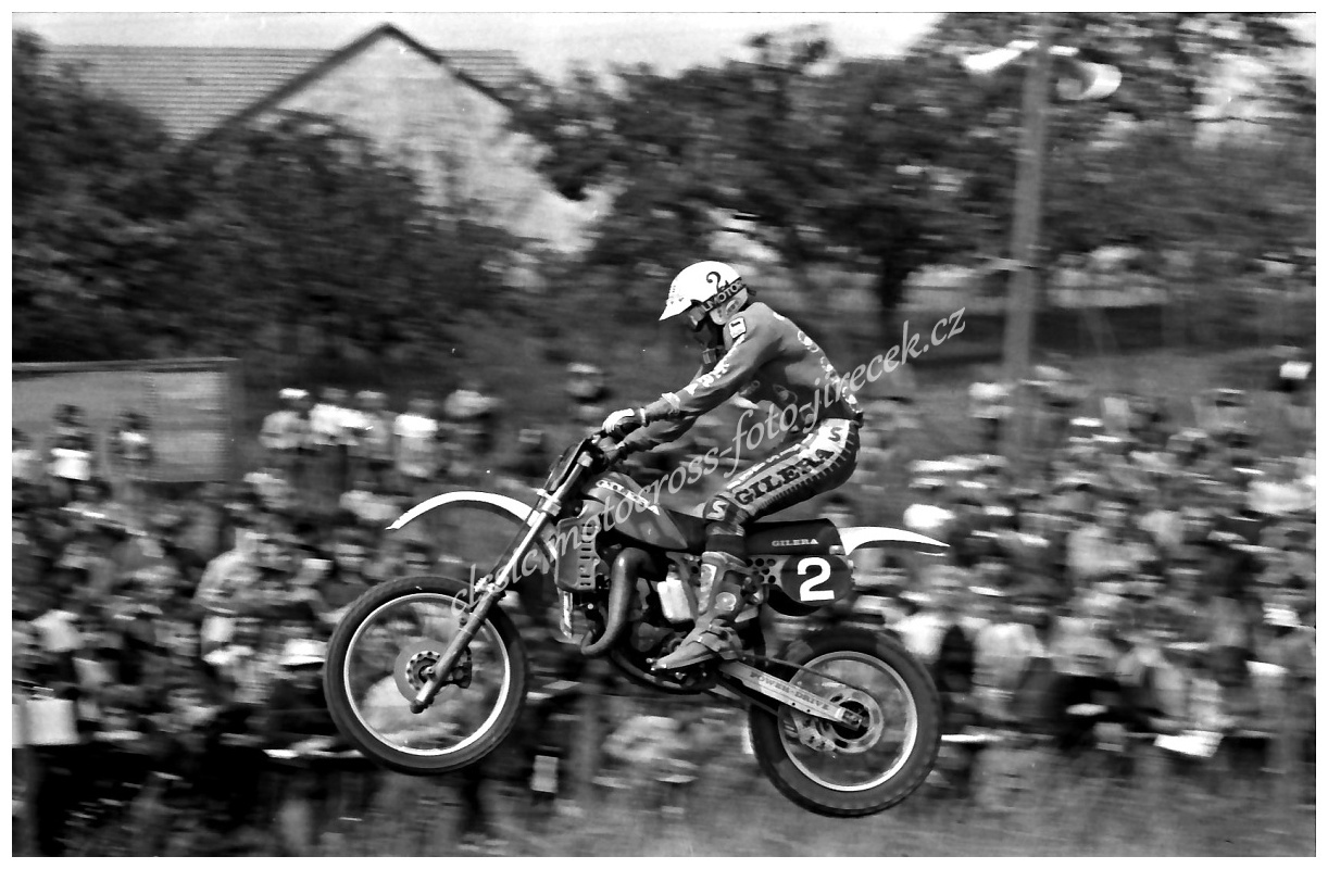 MS 125 ccm Holice 1983 – foto Miroslav Jireček